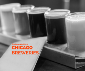 The Complete List of Chicago Breweries